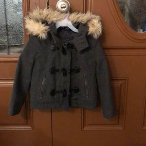 Toddler girl gap coat